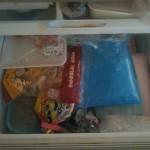 何が入ってるか分からない!冷凍室のお掃除をしました。ビフォーアフター写真付き