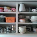 食器類の整理にこんまり流を実践してお気に入りキッチンに☆捨てられない時の判断基準は「おもてなし」