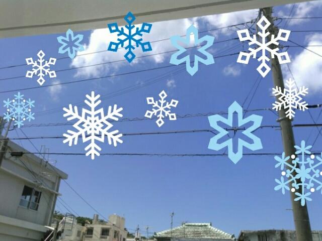 ついに沖縄に雪が降った!?宜野湾市と浦添市の降雪動画が話題