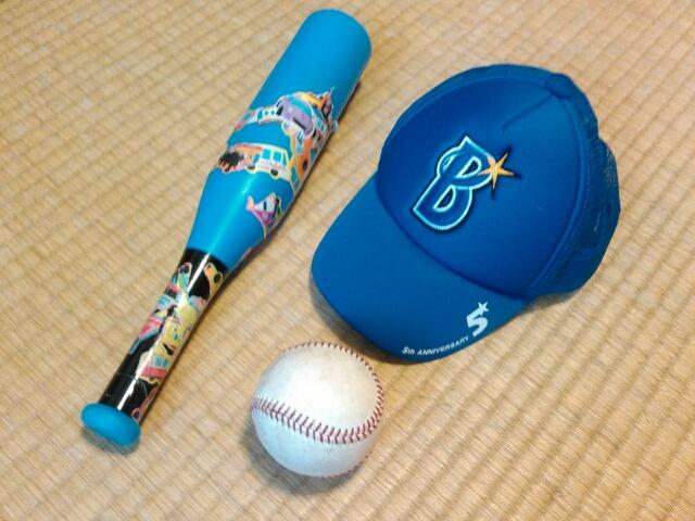 ベイスターズ5周年記念ベースボールキャップ