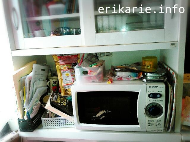 こんまり流片付け実践後のキッチン周りの片付け