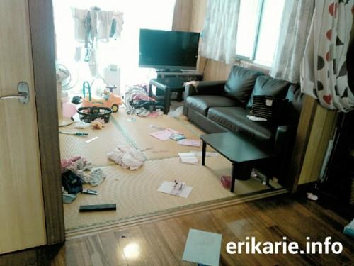 育児中の散らかった部屋を片付けるコツ~めんどくさがり専用の片付け方