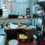 """散らかる部屋の片付けの特徴は""""物を移動するだけ""""。片付けても片付かないストレスを抱えた妹のお話"""
