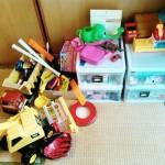 おもちゃの断捨離。親が勝手に捨てる片付けの考え方