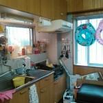 キッチンの片付けビフォーアフター。料理も掃除もしやすくなる効果あり!