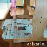 【子どもの食べこぼし対策】「掃除が大変」のイライラを防止する!新聞紙の4つのメリット
