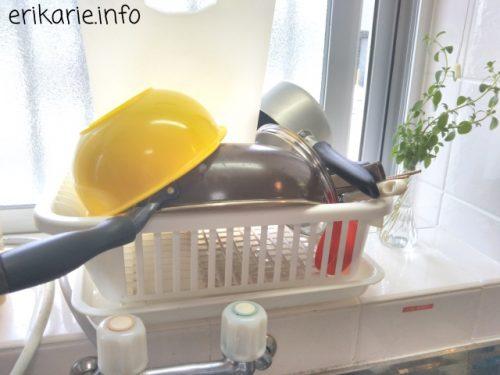 食器洗いを溜めない方法