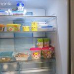 冷蔵庫を整理して、食品の無駄をなくす為に私がしている一工夫