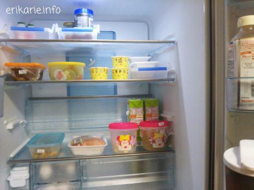 冷蔵庫の整理・お片付けの方法