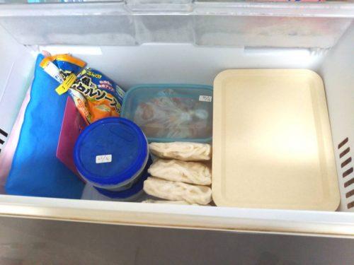 生ゴミの冷凍庫保存の容器