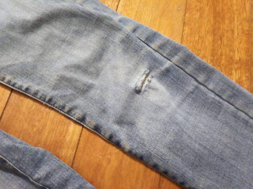 床掃除の膝への負担