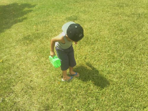 男の子育児は大変だけど笑える!4歳長男のおバカ生活