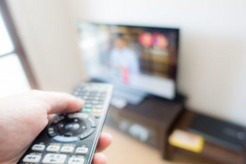 テレビを見るのは時間の無駄