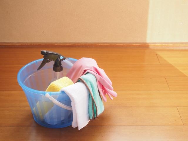 年末大掃除をしなくていい人としなきゃいけない人の違い