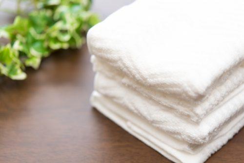 古いタオルは運気が下がる。タオルの捨て時と基準は?風水的にも運気をアップする3つのタイミング