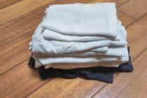 古Tシャツでウエスを簡単に作る方法