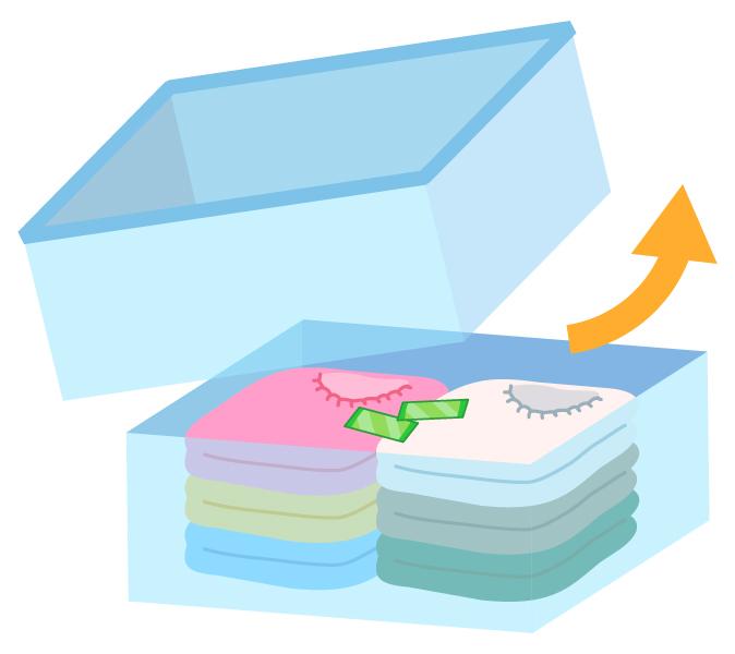 安い衣装ケースを探している方必見。買う前に考えるべきデメリット