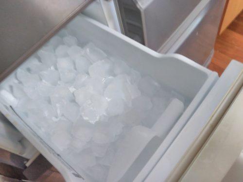 自動製氷機のタンクに給水し忘れない方法