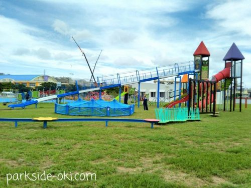 沖縄市の美東公園の写真