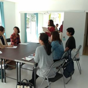 沖縄にて主婦ブロガーによるブログ講座