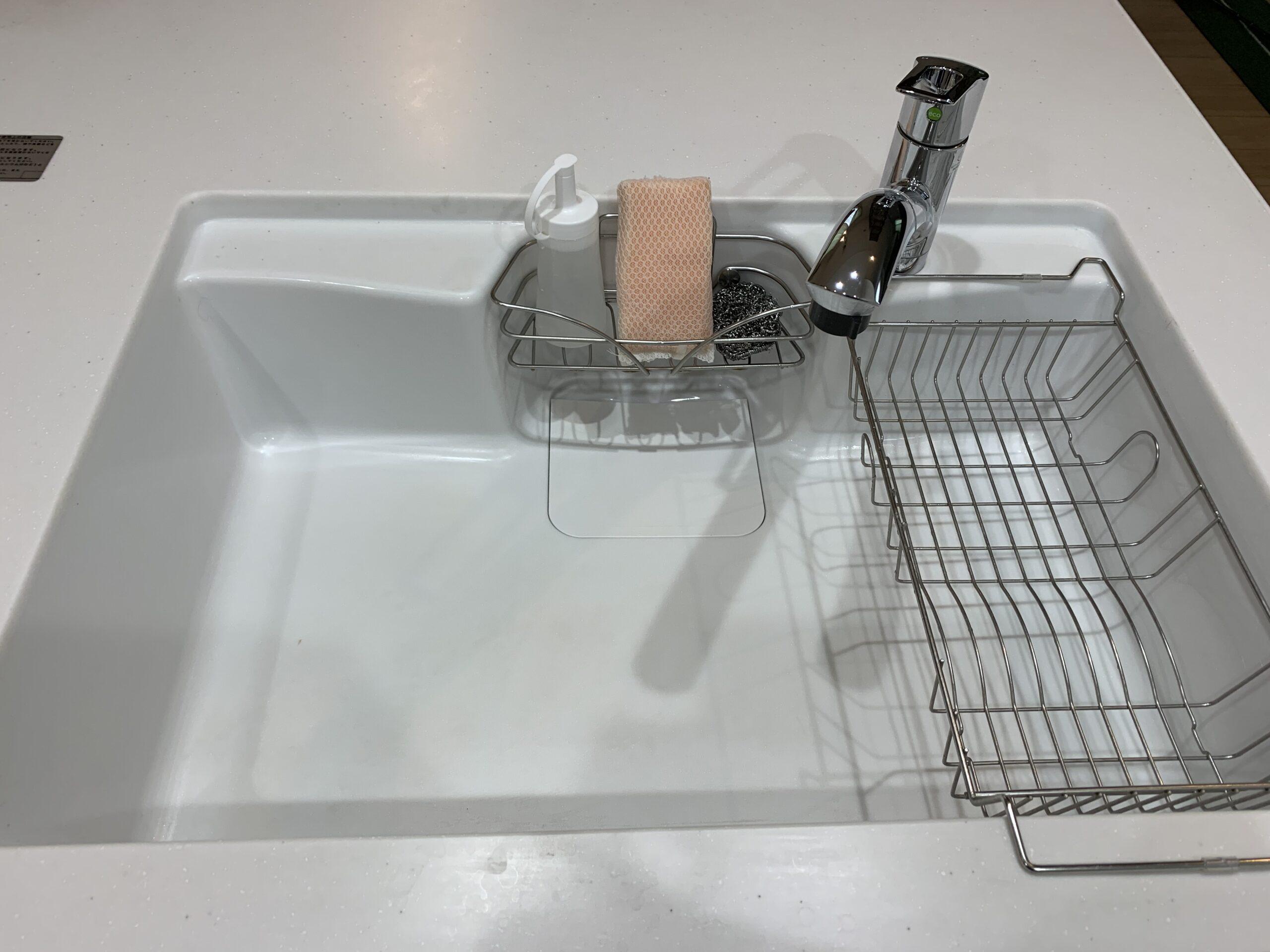 シンク掃除用スポンジは使い捨ての排水口ネットがおすすめ!